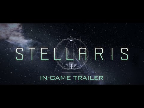"Stellaris - ""The Vast Unknown"" In-game Trailer GDC 2016"