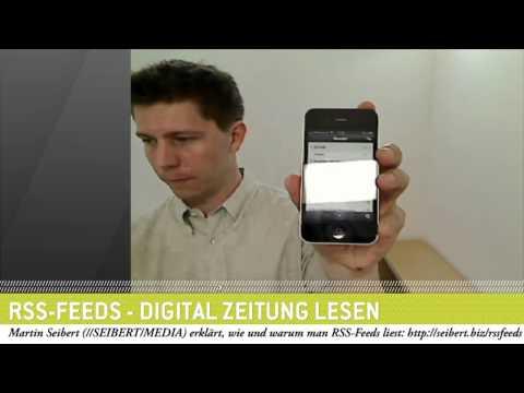 RSS Feeds - Digital Zeitung lesen und Nachrichten überwachen