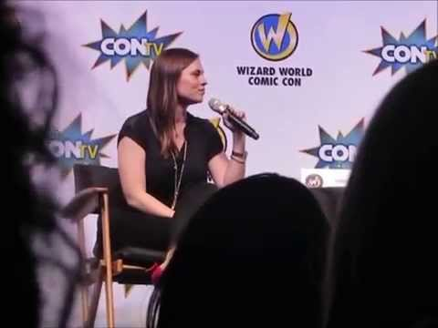 Hayley Atwell(Agent Carter) Philadelphia Comic Con Panel Part 1