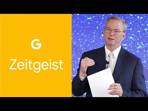 Eric Schmidt, Google - Tomorrow's World