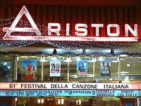Sanremo in Festival.Festival della Canzone Italiana a Sanremo.HD 1080p