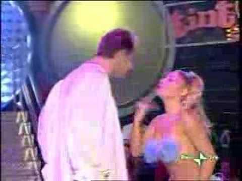 Lisa Fusco Tintoria Show Bis Bis con Cecchi Paone