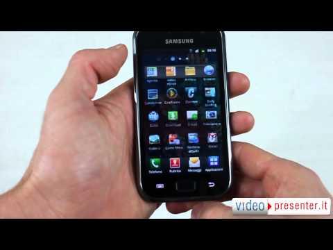 Samsung Galaxy S Plus GT-i9001 Recensione Prezzo   VIDEOPRESENTER.it