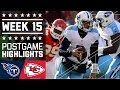 Titans vs. Chiefs | NFL Week 15 Game Highlights MP3