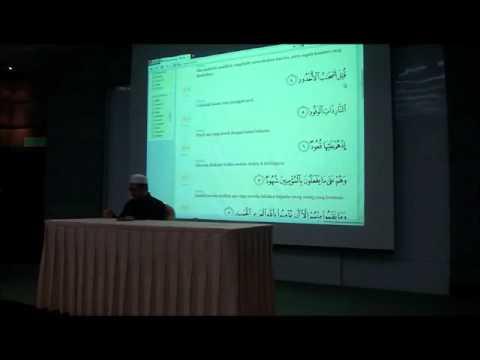 TAFSIR SURAH AL BURUJ DAN KISAH ASHABUL UKHDUD