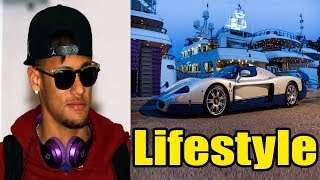 Neymar Lifestyle, School, Girlfriend, House, Cars, Net Worth, Salary, Family, Biography 2017