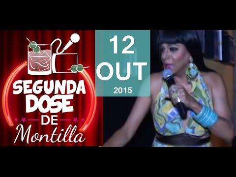 12/10/15 - Segunda DOSE de MONTILLA com Silvetty Montilla e convidados.