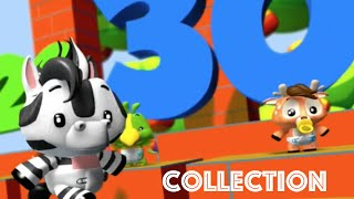 One to Thirty Numbers Song | Count to Thirtry | Nursery Rhymes Collection for Children | Nursery Rhy