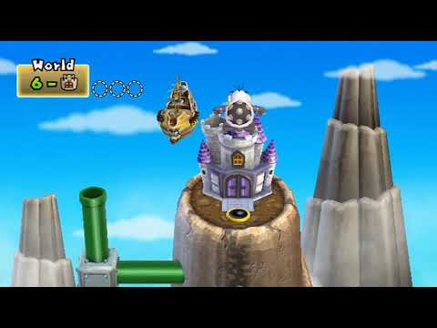 Super Mario Bros Wii #8 - Edu CHEATER!!!