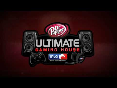 Episode 1 - 2010 Dr Pepper Ultimate Gaming House