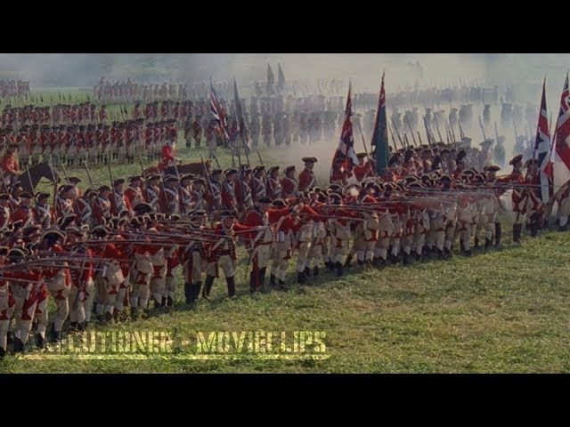 The Patriot  2000  All Fight/Battle Scenes [Edited] (April 19, 1775) thumbnail