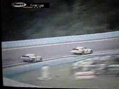 Steve Park Wins at Watkins Glen, August 2000