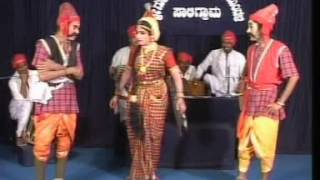 Beleyur+Kydige yakshagana Ranganayaki.mpg