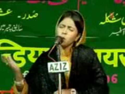 Shabeena Adeeb Gujrat Ka Manzer,by Maseeh video