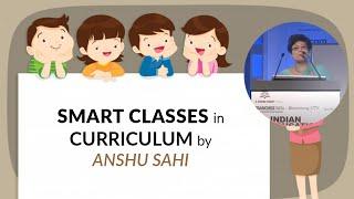 Anshu Sahi at Indian Education Congress