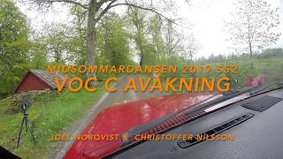 MIDSOMMARDANSEN 2019 SS2 AVÅKNING JOEL NORQVIST & CHRISTOFFER NILSSON