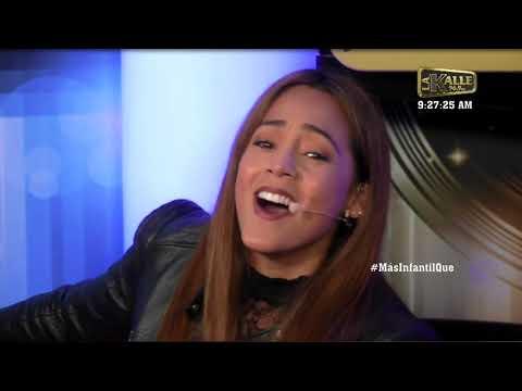 Adriana Botina desmostró lo increíble de su voz en Kallejiando | La Kalle