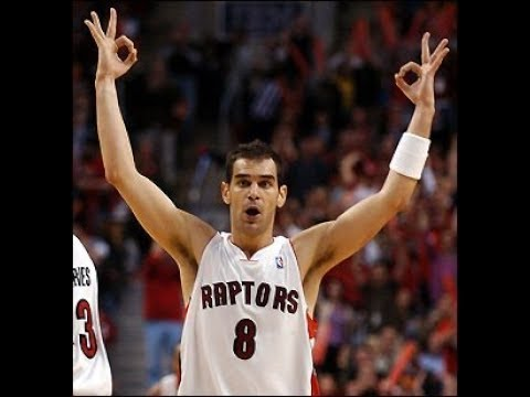 Jose Calderon Career Thank You Mix
