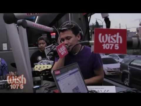 Puso / Kay Tagal Kitang Hinintay MEDLEY - Sponge Cola on Wish FM 107.5 Bus HD