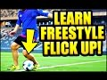 INSANE Football Freestyle Skill Tutorial! ★ Ronaldo/Neymar Skill Style! thumbnail