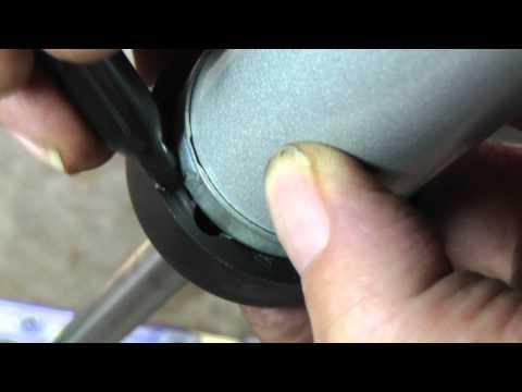 Volkswagen Jetta Installing Rear Shocks and Springs - Part 4
