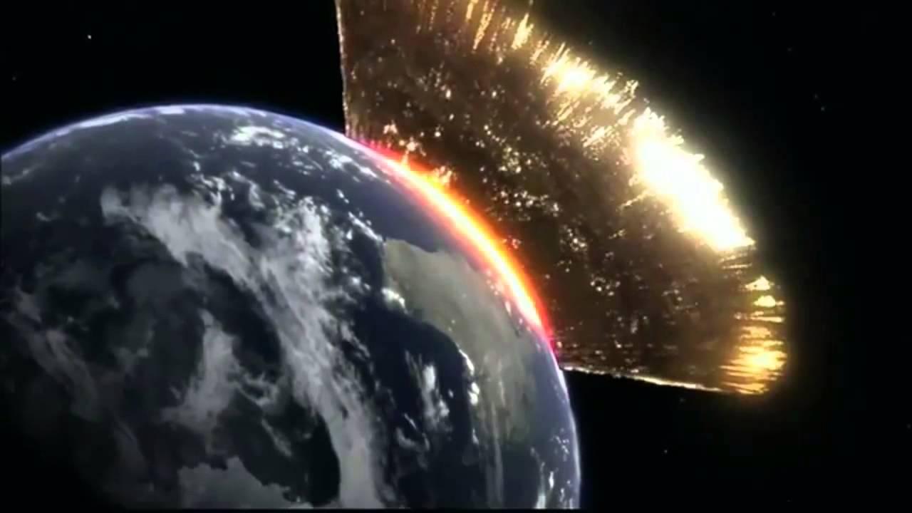 Simulation d 39 une m t orite qui percute la terre youtube - Coup de soleil combien de temps ...