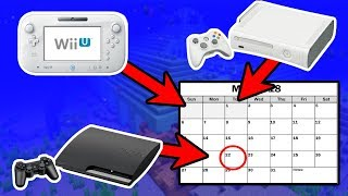 Minecraft UPDATE AQUATIC CONSOLE RELEASE DATE? PS3, PS4, PS Vita, Wii U & Xbox 360