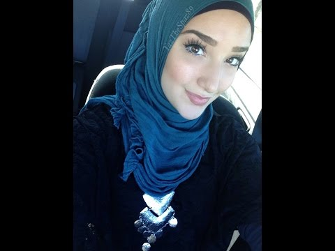 Hijab Tutorial #31 (Quick-n-Easy Small Hijab Look)