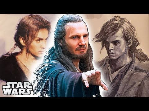 Anakin And Qui-Gon's BIG Connection Finally Revealed By George Lucas In Revenge Of The Sith