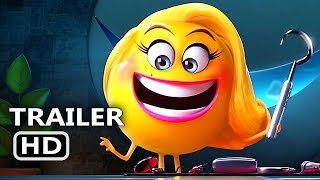 """THE ЕMΟJІ MOVІЕ Official """"Psycopath Smiler !"""" Trailer (2017) Animation Movie HD"""