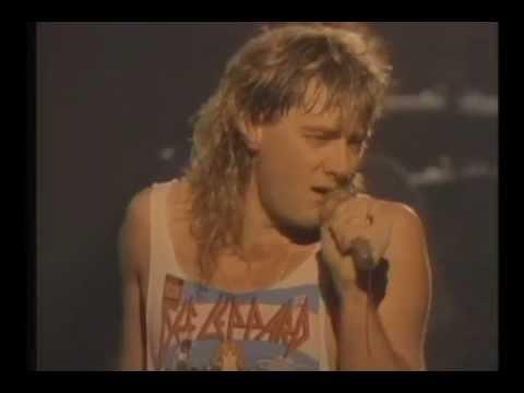 Def Leppard - Foolin (Live)