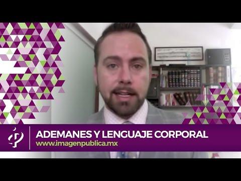 Ademanes y lenguaje corporal - Alvaro Gordoa Imagen Pública