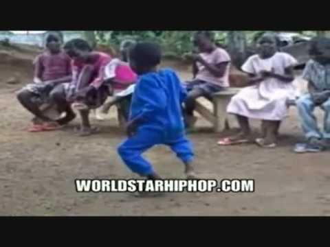 The Stanky Leg was stolen from Africa