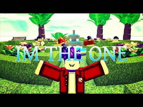 Download Lagu I'm The One Roblox Music Video MP3 Free