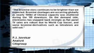 Albemarle Corporation - Topic