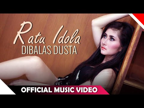 Cover Lagu Ratu Idola - Dibalas Dusta - Official Music Video - NAGASWARA
