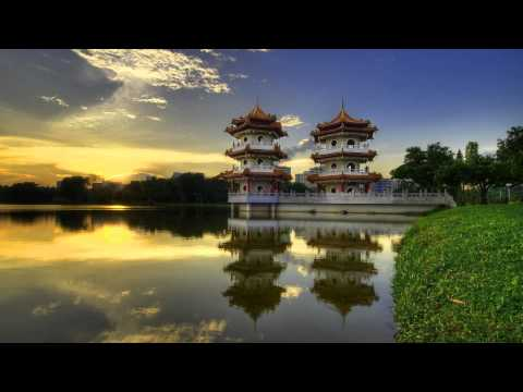 3 HOURS Relaxing Music | Chinese Flute | - Sleep Music - Spa...