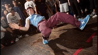Breakdance tutorial - Footwork: come si fa? - How to be a B-Boy