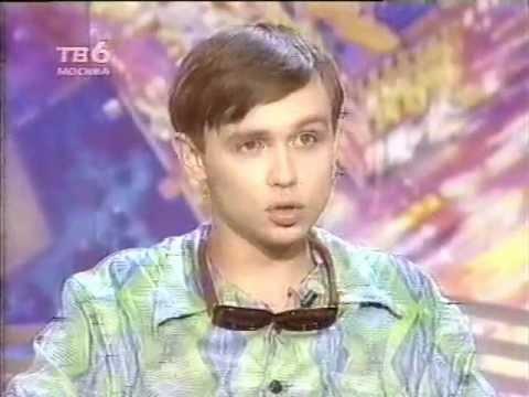 Мальчишник в программе Акулы Пера (1997)