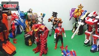 Đại hội Robot siêu nhân khủng long superman batman dinobot transformer tùm lum đồ chơi trẻ em