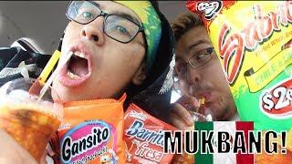 Trying Mexican Snacks Mukbang!! (Taste Test)