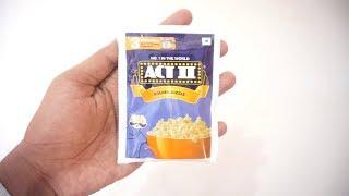 Act II Instant Golden Sizzle Popcorn
