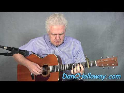 Shadows - Gordon Lightfoot - Fingerstyle Guitar Version