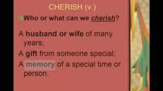 Synonyms for Love - English Vocabulary