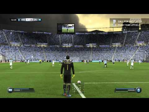 Argentina V Uruguay Copa America Fifa 15