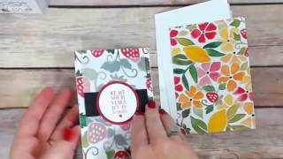 August 2016 Free Card Kits & Live Drawing for FREE Goodies