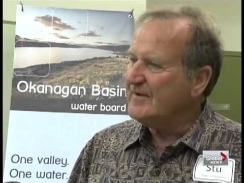 CHBC News June 22, 2012 - Okanagan Leaders Meet for 'Climate Change - Reducing Water Risks' Workshop