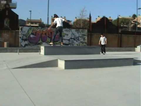 Skatepark Malgrat Skatepark de Malgrat Bcn