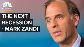 What Will Cause The Next Recession - Mark Zandi Says Corporate Debt