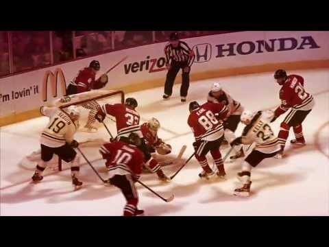 Neil Young - Chicago vs Boston Stanley Cup Final Game 3 - Hockey Night In Canada Opening